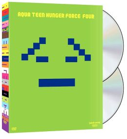 Aqua Teen Hunger Force - Vol. 4