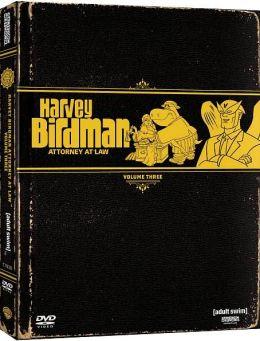 Harvey Birdman, Attorney at Law, Vol. 3