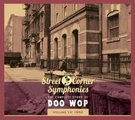 Street Corner Symphonies: The Complete Story of Doo Wop, Vol. 14: 1962