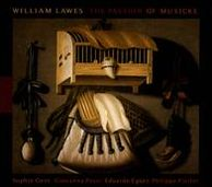 William Lawes: The Passion of Musicke