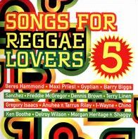 Songs for Reggae Lovers, Vol. 5