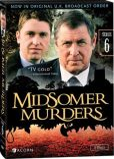 Video/DVD. Title: Midsomer Murders: Series 6