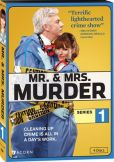 Video/DVD. Title: Mr. & MRS. Murder: Series 1