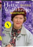 Video/DVD. Title: Hetty Wainthropp Investigates: Series 1