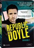 Video/DVD. Title: Republic Of Doyle: Season 1