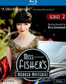 Miss Fisher's Murder Mysteries Series 2