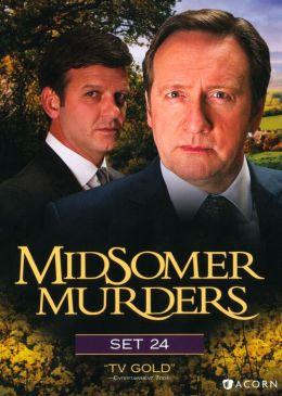 Midsomer Murders Set 24