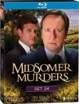 Video/DVD. Title: Midsomer Murders Set 24