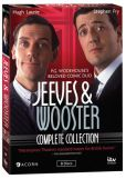 Video/DVD. Title: Jeeves & Wooster: The Complete Collection