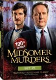 Video/DVD. Title: Midsomer Murders Set 25