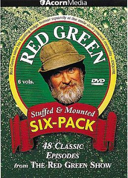 Red Green: Stuffed and Mounted Six-Pack