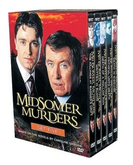Midsomer Murders Set 5