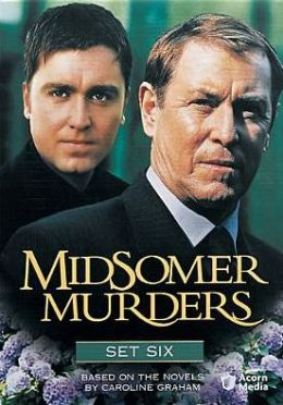 Midsomer Murders Set 6