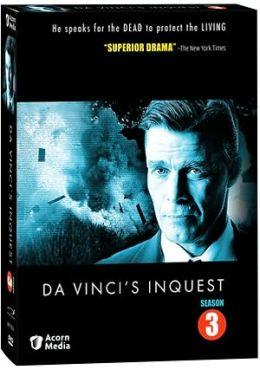 Da Vinci's Inquest - Season 3