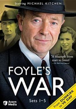 Foyle's War - Sets 1-5