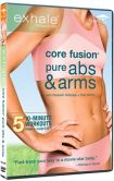 Video/DVD. Title: Exhale: Core Fusion - Pure Abs & Arms