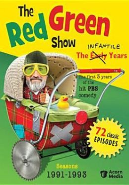 Red Green Show: the Infantile Years