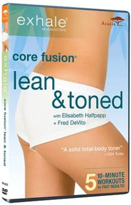 Exhale: Core Fusion - Lean & Toned