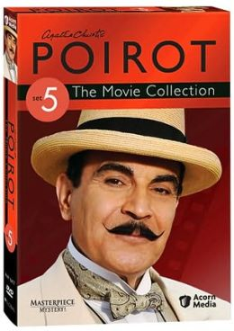 Agatha Christie's Poirot - The Movie Collection, Set 5