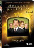 Video/DVD. Title: Murdoch Mysteries: Season 3