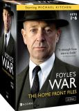 Video/DVD. Title: Foyle's War: the Home Front Files, Sets 1-6