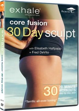 Exhale: Core Fusion - 30 Day Sculpt