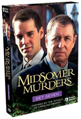Midsomer Murders - Set 7
