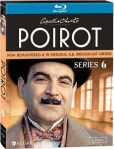 Video/DVD. Title: Agatha Christie's Poirot: Series 6