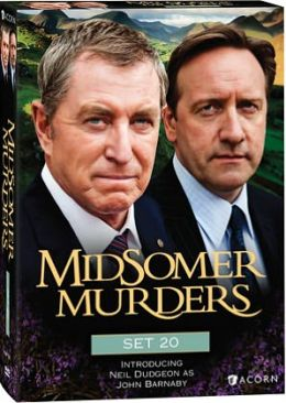 Midsomer Murders: Set 20