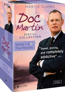 Doc Martin: Special Collection, Series 1-5 + the Movies