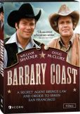 Video/DVD. Title: Barbary Coast