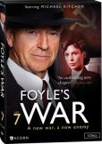 Video/DVD. Title: Foyle's War: Set 7