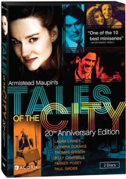 Tales of the City: Complete Set