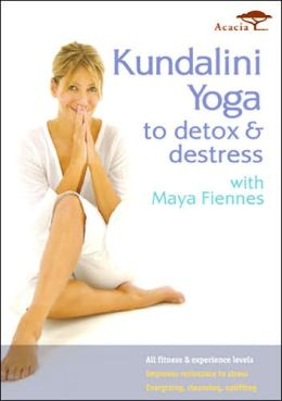 Maya Fiennes: Kundalini Yoga to Detox and Destress