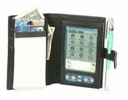 Leather Universal PDA Slimline Case