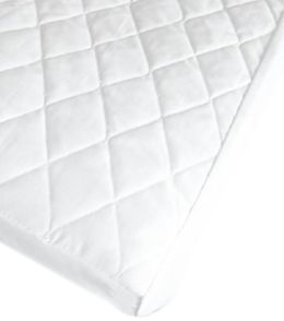 Babyluxe Cotton Quilted Portacrib 28