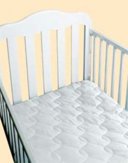 Babyluxe 100% Cotton Bassinet Mattress Pad 15