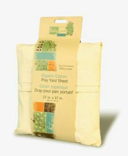 Babyluxe Organic Cotton Play Yard Sheet 27