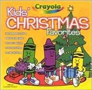 Crayola Kids Christmas Favorites