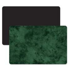 First-Base FST40040 Conference Pads- w- 3-.50in.x3-.50in. Coaster- 18in.x12in.- Black