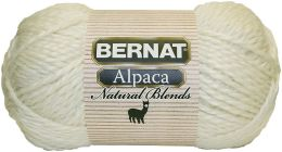 Alpaca Natural Blends Yarn-Natural