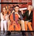 CD Cover Image. Title: Debussy, Ravel, Dvor�k: Piano Trios, Artist: Daroch Trio