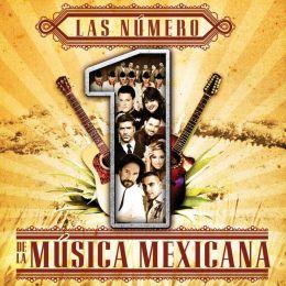 Las Número 1 de la Música Mexicana