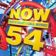 CD Cover Image. Title: Now, Vol. 54