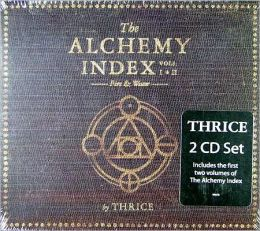 The Alchemy Index, Vols. 1-2: Fire & Water