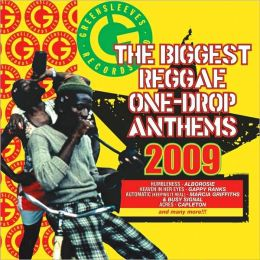 The Biggest Reggae One Drop Anthems 2009