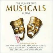 The Number One Musicals Album [2004]