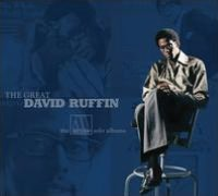 The Great David Ruffin: The Motown Solo Albums