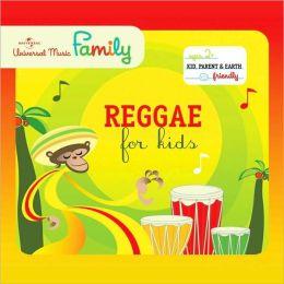 Reggae for Kids [Sanctuary]