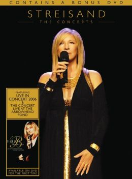 Barbra Streisand - The Concerts
